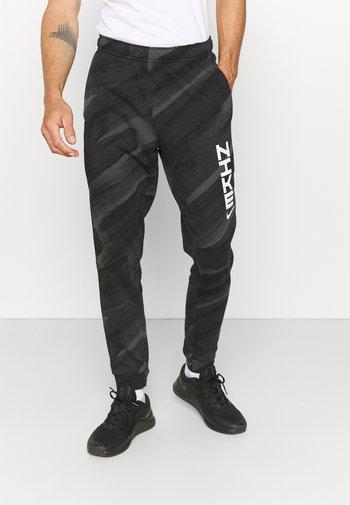 PANT ENERGY - Pantaloni sportivi - black/white