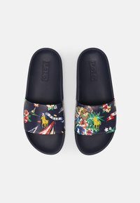 Polo Ralph Lauren - CAYSON UNISEX - Pantofle - dark blue - 3
