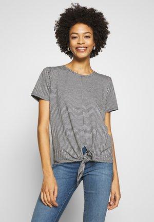 SALLONA - T-Shirt print - black