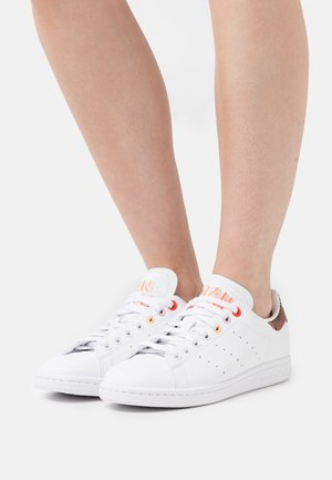 STAN SMITH  - Baskets basses - footwear white/clear pink/solar red