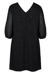 Zizzi - 3/4 LENGTH  - Day dress - black - 2