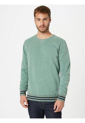THE BROTHERHOOD - Sweater - grünmeliert