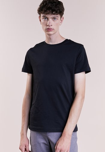 GUSTAV - T-shirt basique - black