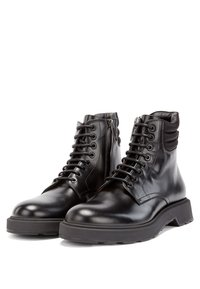 BOSS - GLADWIN - Lace-up ankle boots - black - 3