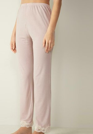 Pyjama bottoms - pale rose