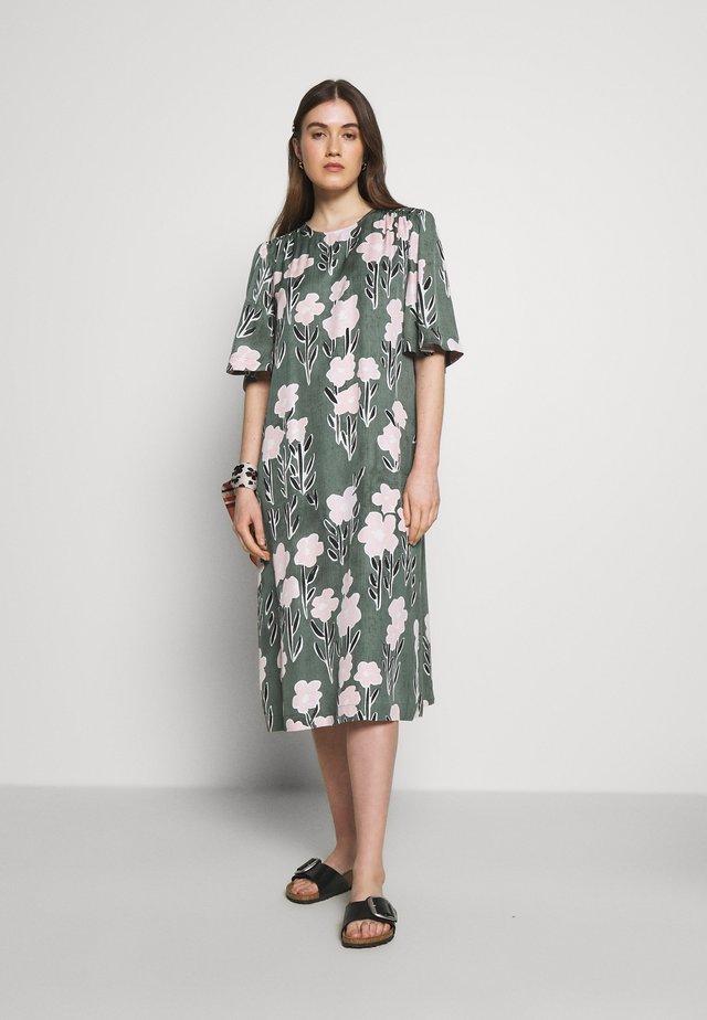 DRESS FRANCES - Vestito estivo - khaki
