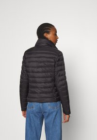 Vila - VISIBIRIA SHORT JACKET - Light jacket - black - 2