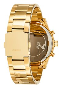 Guess - DRESS - Chronograph watch - gold-coloured/black - 2