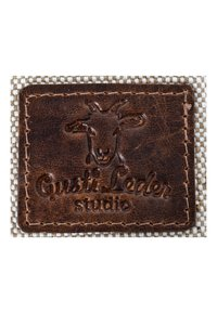 Gusti Leder - FRANKLIN - Pencil case - beige - 7