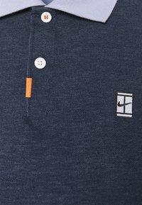 Nike Performance - THE SLAM SLIM - Polo shirt - obsidian/indigo haze - 2