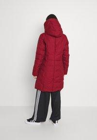 Ragwear - AMARI - Winter coat - wine red - 2