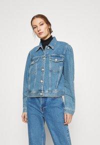Custommade - YOEL - Denim jacket - faded denim - 0