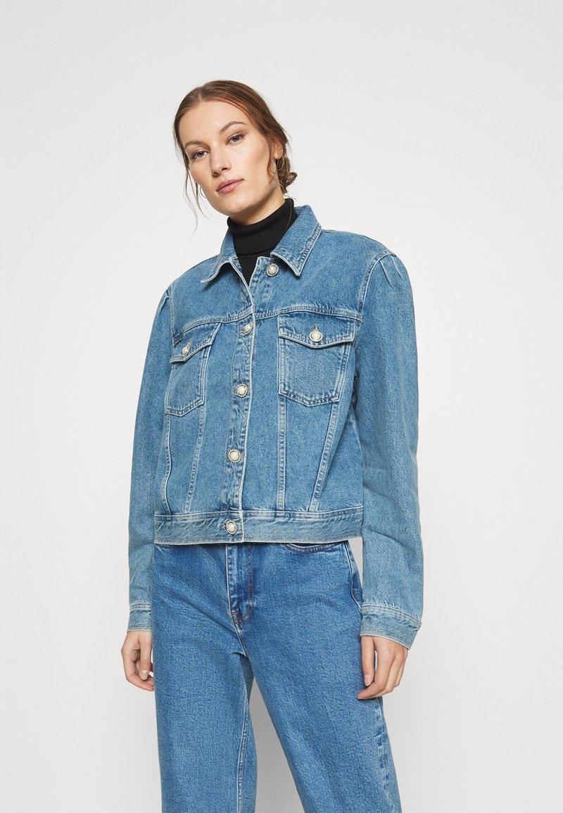 Custommade - YOEL - Denim jacket - faded denim
