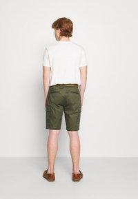 Scotch & Soda - FAVE CARGO - Shorts - army - 2