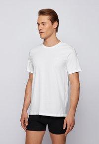 BOSS - 2 PACK - Maglietta intima - white - 0