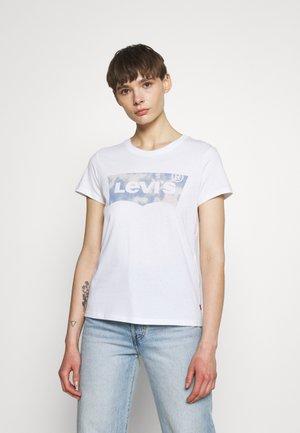 THE PERFECT TEE - Print T-shirt - white