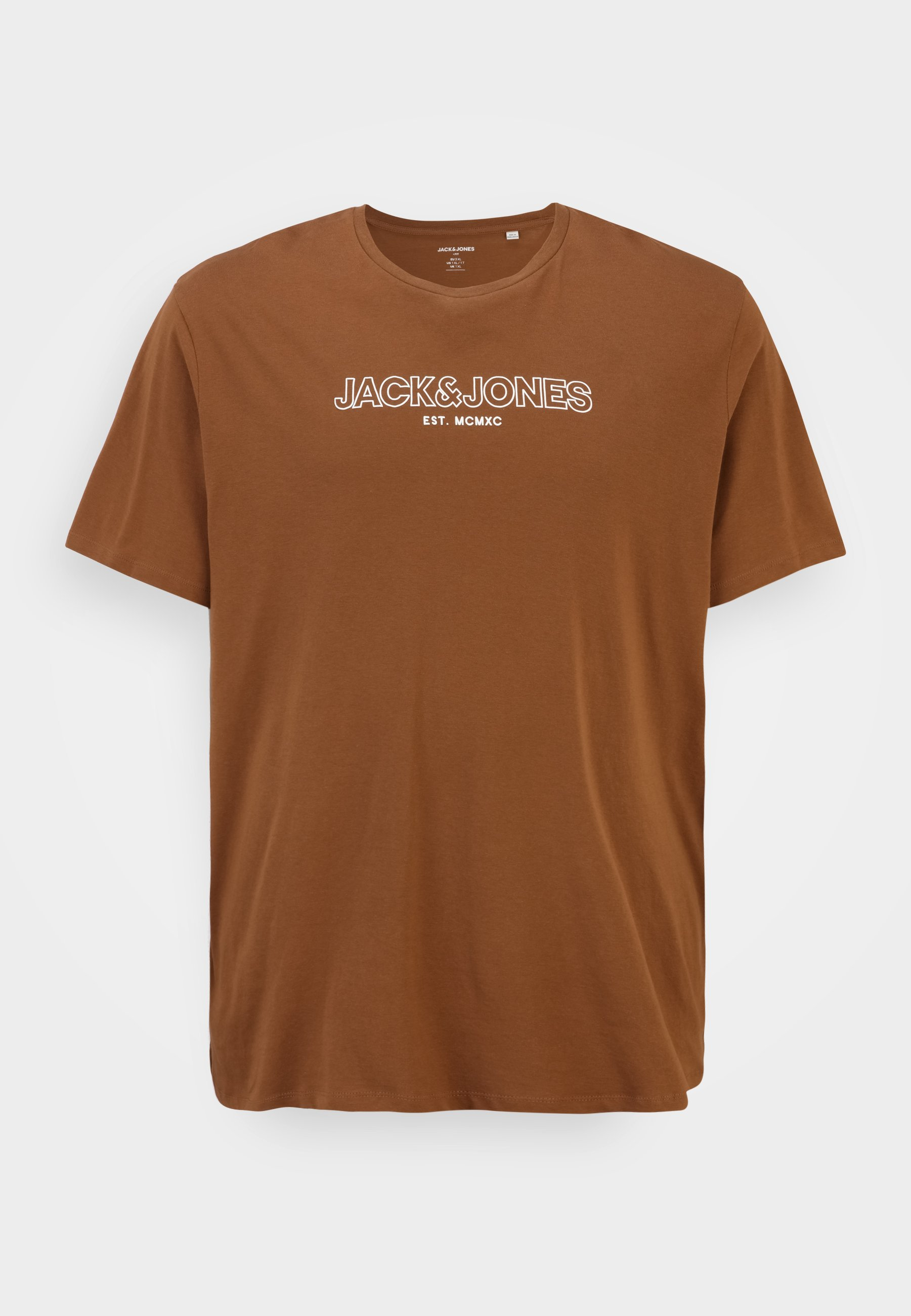 Men JJBANK TEE CREW NECK  - Print T-shirt