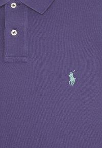 Polo Ralph Lauren - SLIM FIT MESH POLO SHIRT - Polotričko - juneberry - 2