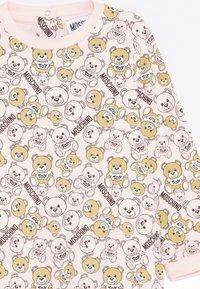 MOSCHINO - BABYGROW ADDITION - Pyjamas - sugar rose - 2