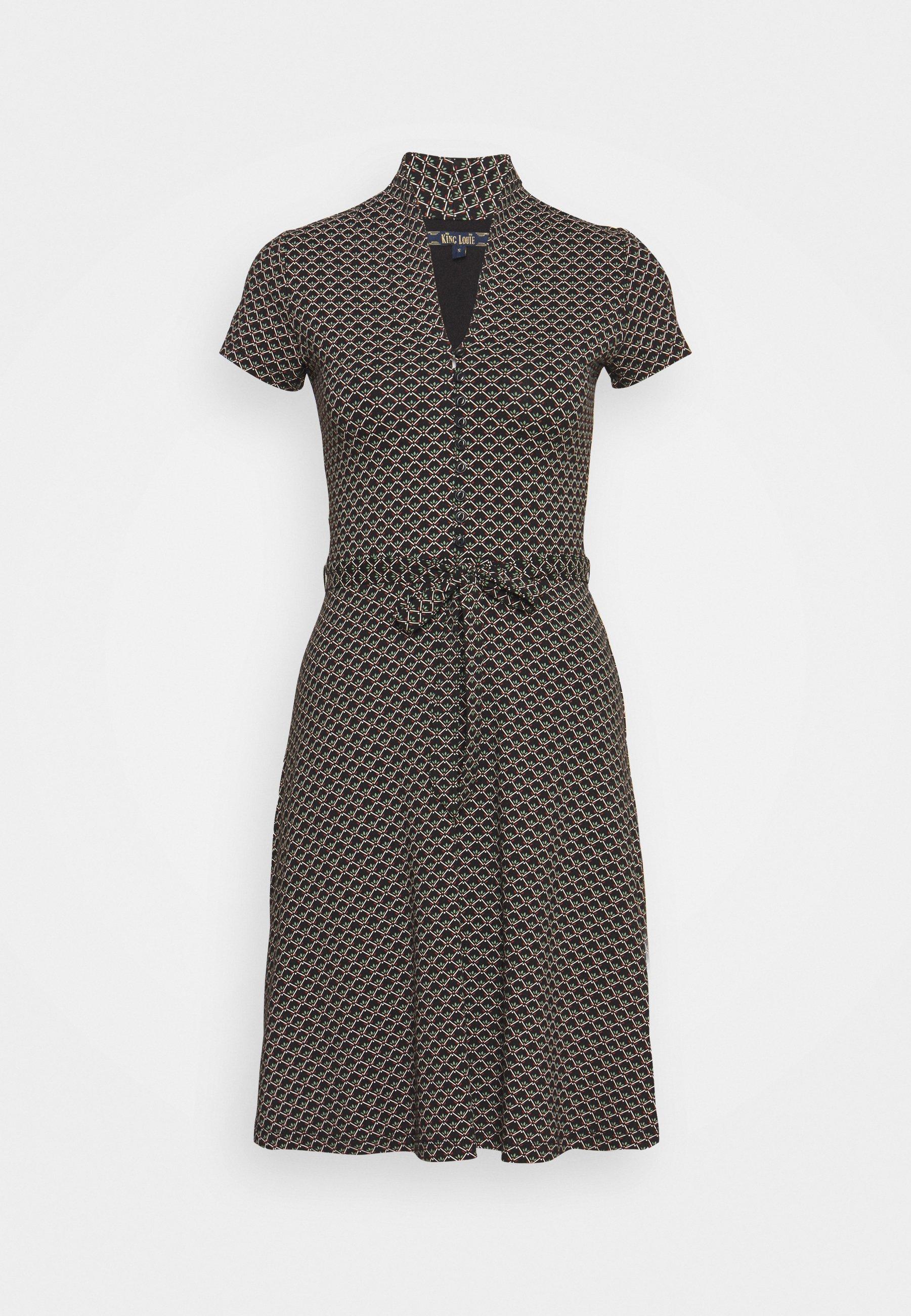 Women EMMY DRESS FRESNO - Jersey dress