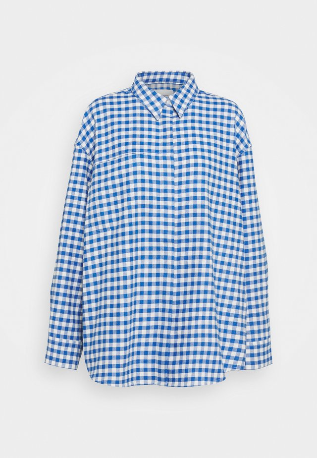 DAISY CHECK SHIRT - Blouse - blue check