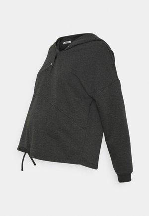 HOODY - Sweatshirt - anthracite