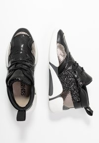 Colors of California - High-top trainers - black - 3