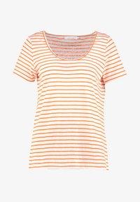 Samsøe Samsøe - NOBEL TEE STRIPE - T-shirt print - puffin bill - 3