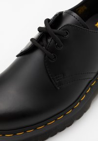 Dr. Martens - 1461 BEX UNISEX - Casual lace-ups - black smooth - 5