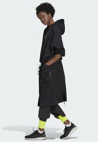 adidas Performance - Three-in-One PARKA SPORTS LOOSE JACKET - Parka - black - 9