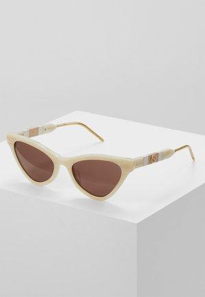 Sluneční brýle - beige/brown