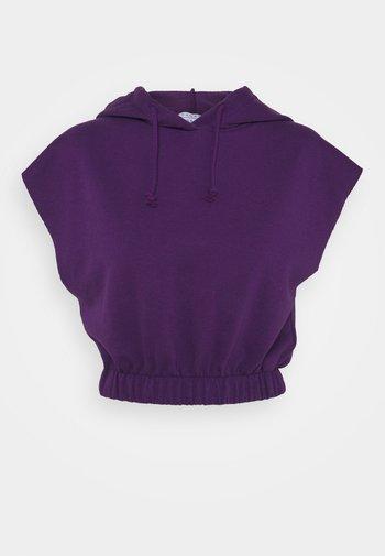 HOOD - Print T-shirt - purple
