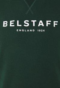 Belstaff - Mikina - pine/off-white - 2