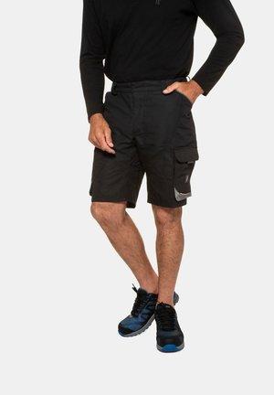 Shorts - schwarz-schwarz