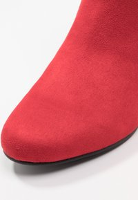 Anna Field - Classic ankle boots - red - 2