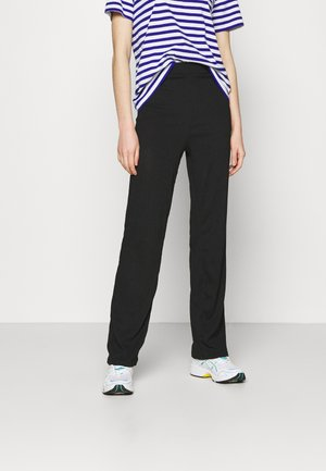 JULES TROSUERS - Trousers - black