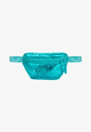 Saszetka nerka - blue/turquoise