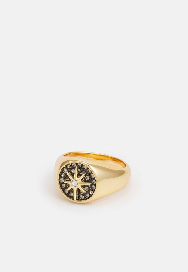 PAVE STAR RING - Armband - gold-coloured