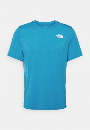 BRIDGER  - Print T-shirt - meridianblue