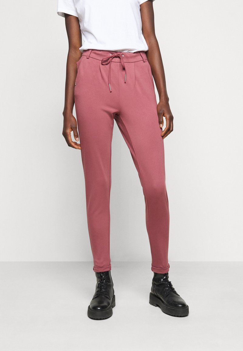 ONLY Tall - ONLPOPTRASH LIFE EASY PANT - Joggebukse - wild ginger