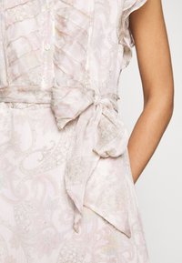 Lauren Ralph Lauren - CRINKLE DRESS - Shirt dress - mascarpone cream - 7