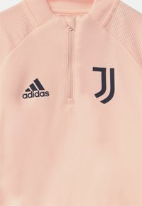 adidas Performance - JUVENTUS AEROREADY SPORTS FOOTBALL UNISEX - Klubové oblečení - pink/dark blue - 2