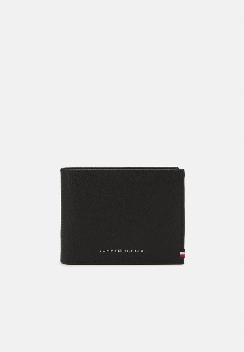 Tommy Hilfiger - BUSINESS EXTRA AND COIN - Wallet - black