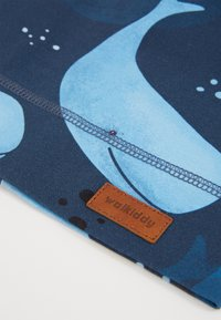 Walkiddy - BEANIE SMILING WHALES - Beanie - dark blue - 2