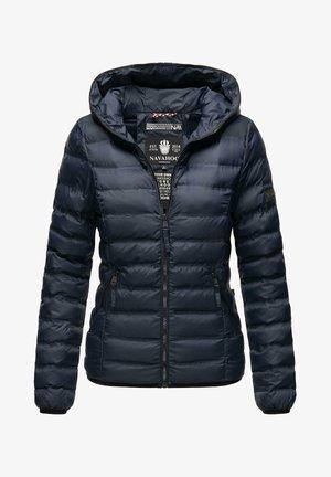 NEEVIA - Light jacket - dark blue