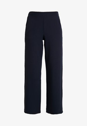 DUNA PANTS - Trousers - navy
