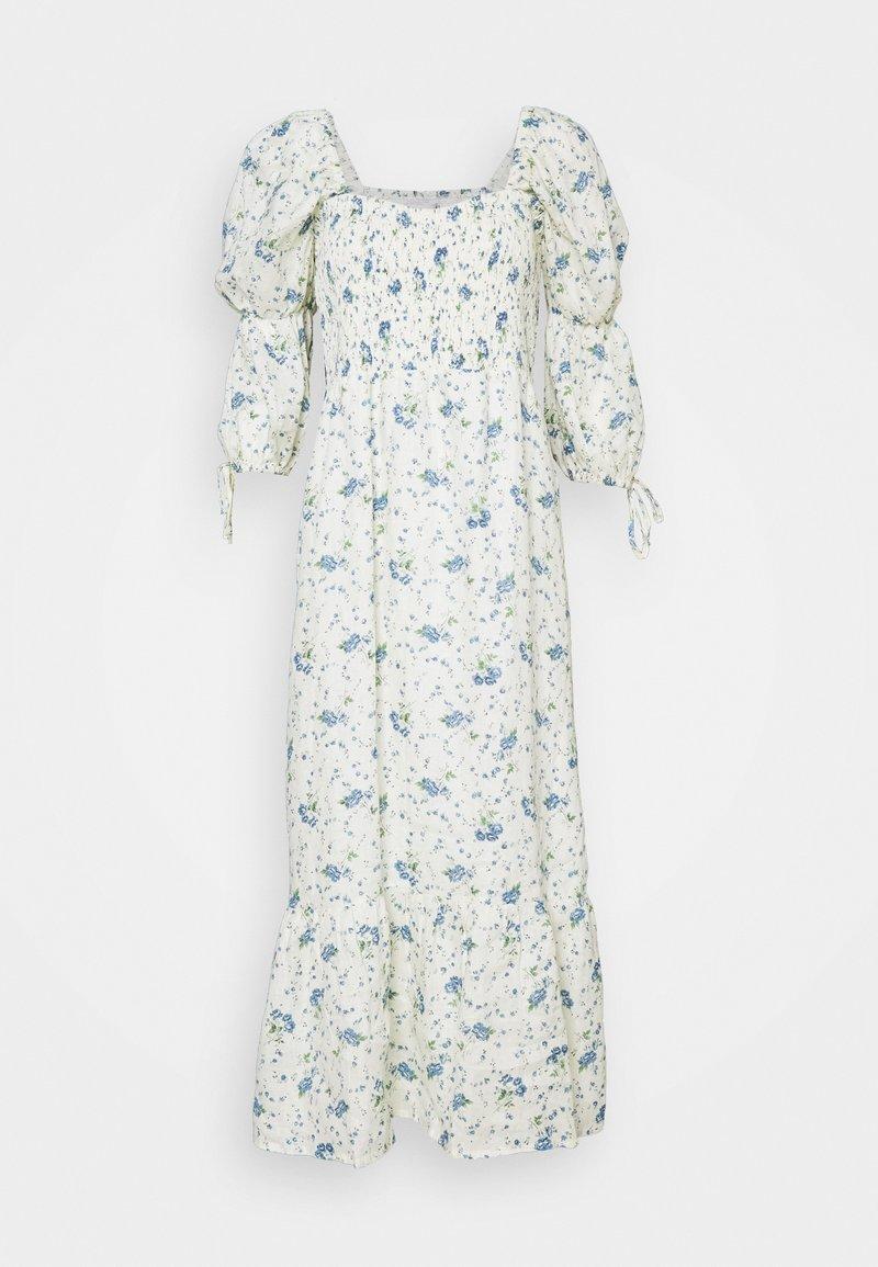 Faithfull the brand - MARITA MIDI DRESS - Vestito elegante - white