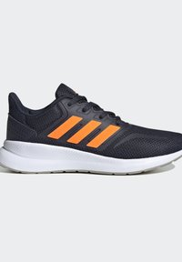 adidas Performance - RUNFALCON UNISEX - Neutral running shoes - legink/sigorg/metgry - 8