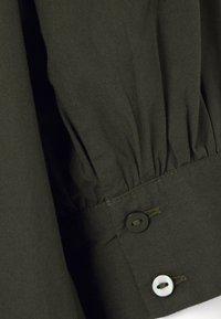 Bruuns Bazaar - FREYIE ALISE SHIRTDRESS - Shirt dress - green night - 6