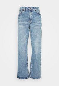 OBJMOJI  - Relaxed fit jeans - medium blue